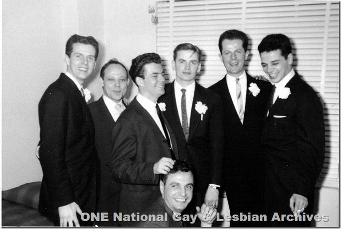 1957 Gay Wedding, Philadelphia