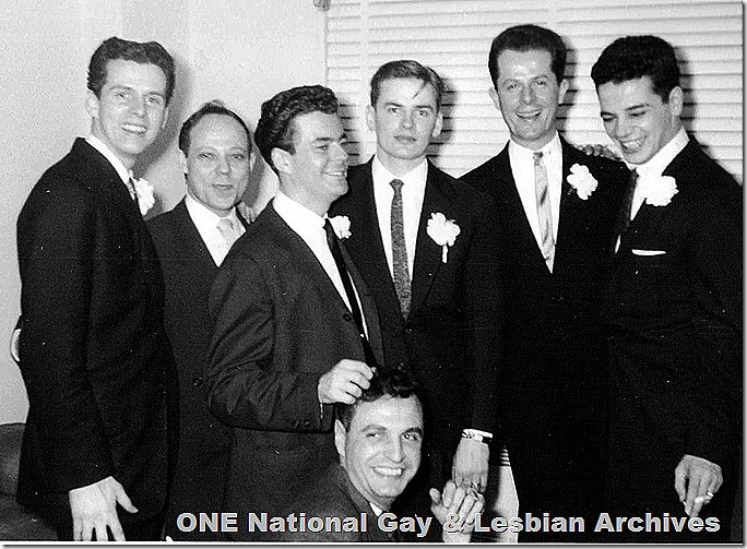 1957 Same-Sex Wedding