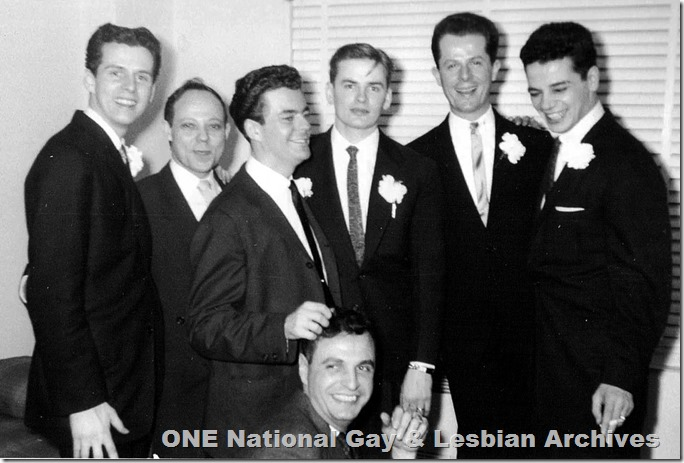 1957 Gay Wedding