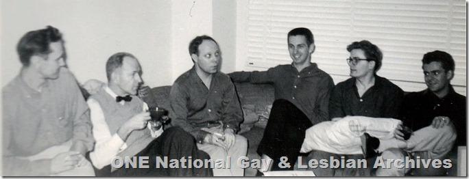 1957 Gay Wedding