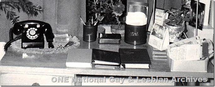 1957 same-sex wedding Philadelphia