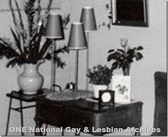 1957 Gay Wedding Interior