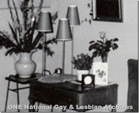 1957 Gay Wedding Interior