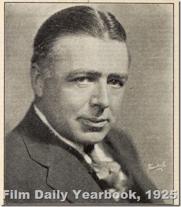 Clarence Brown Film Daily Yr Book 1925