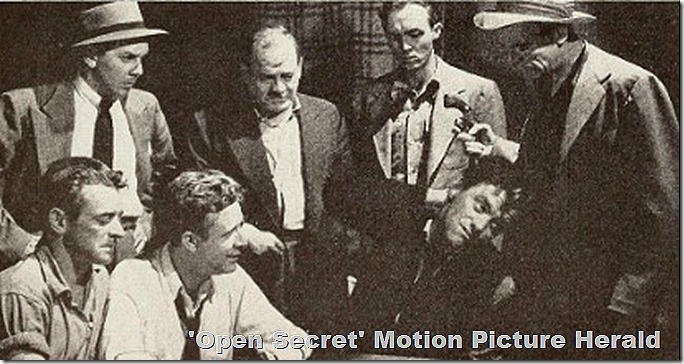 Open Secret Motion Picture Herald 1-10-48