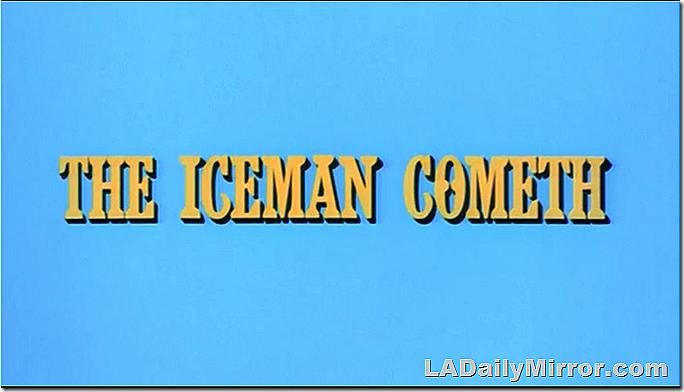 April 13, 2019, Iceman Cometh