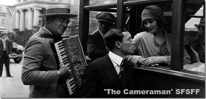 The Cameraman, San Francisco Silent Film Festival