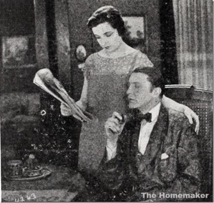 The HOmemaker Exh. Herald 11-1925