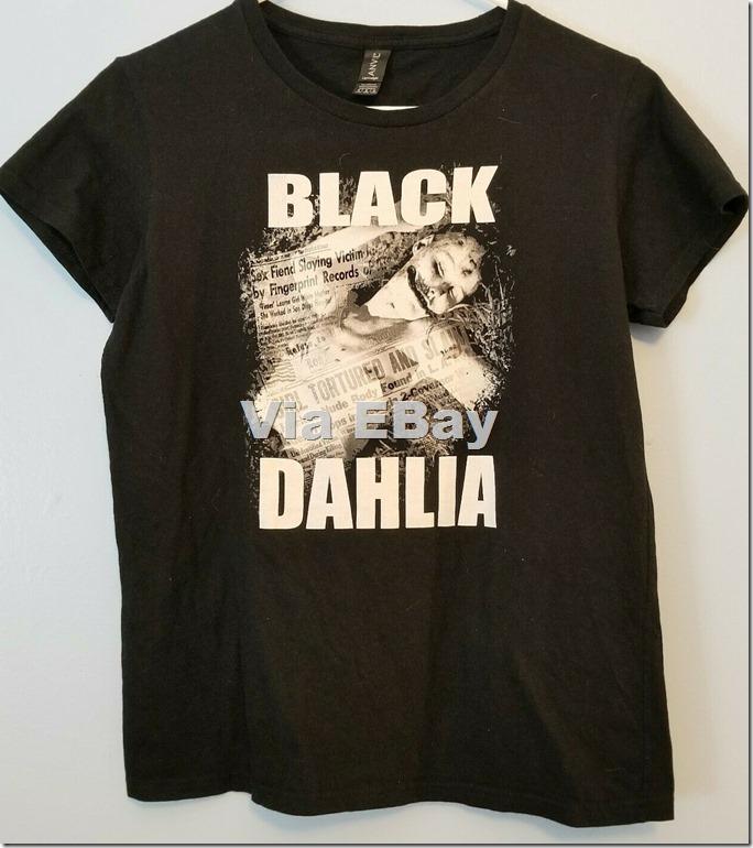Dahlia T-Shirt EBay