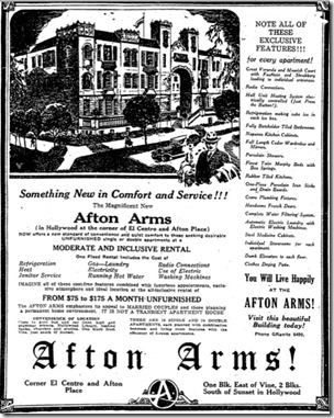 Afton Arms Ad 1-9-25 LAT