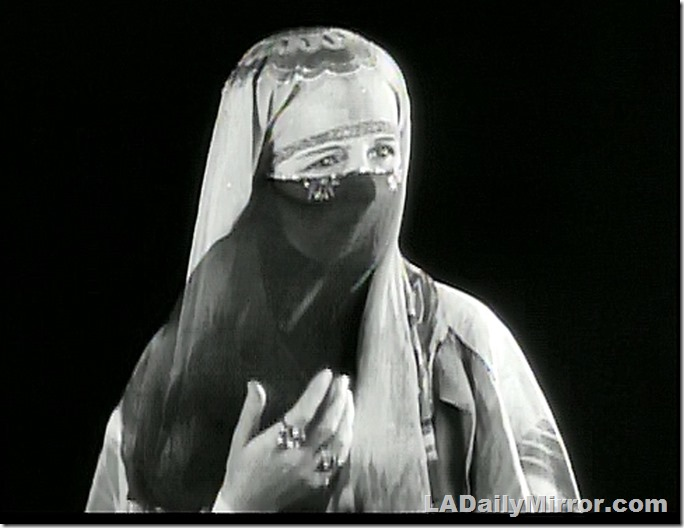 Mary Astory in 'Two Arabian Knights'