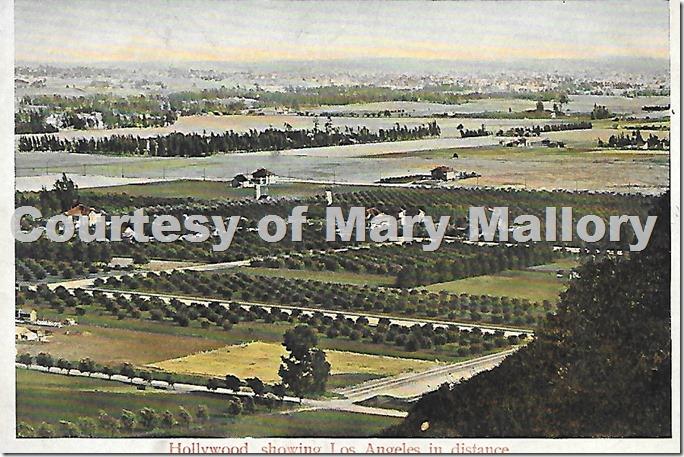 Hollywood Farmland 1910s