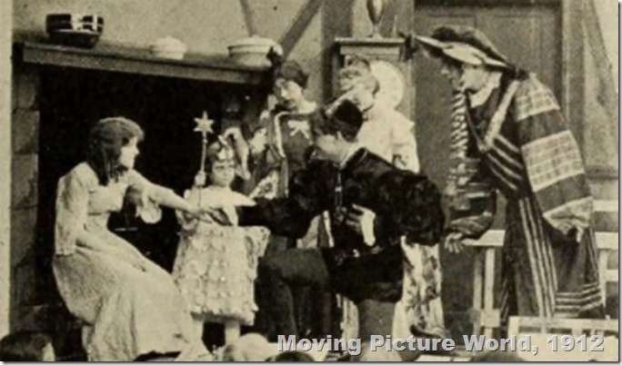 Magic Wand Bby Parsons MPW 1912