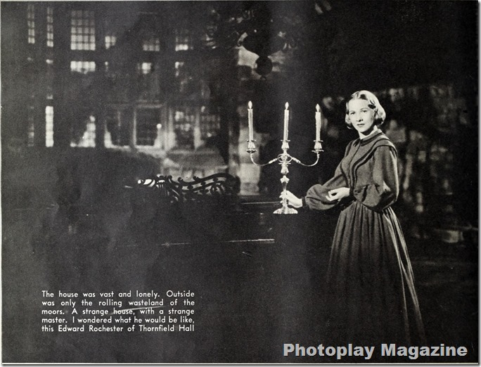 'Jane Eyre,' Photoplay Magazine