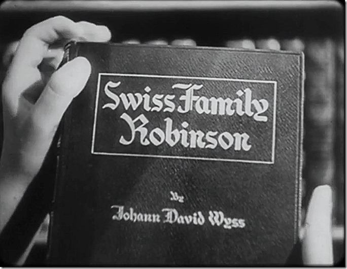 May 23, 2020, Swiss Family Robinson