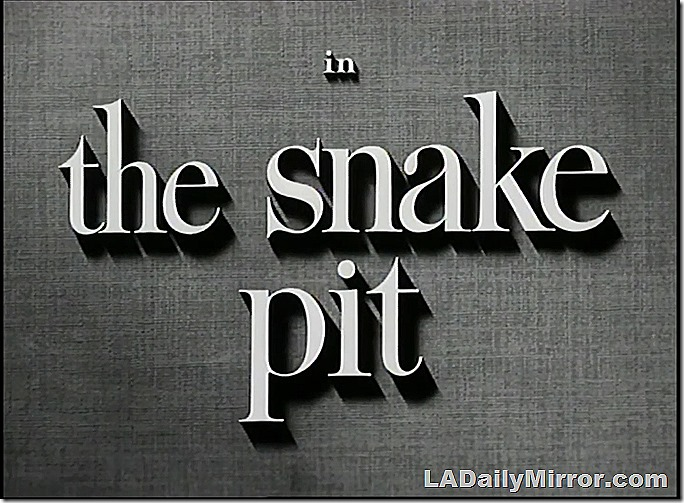Aug. 8, 2020, the snake pit