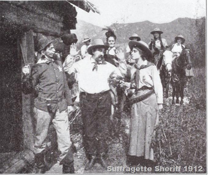 Suffragette sheriff Kalem 1912