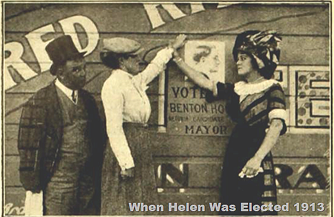 When Helen Was Elected, Selig 1913