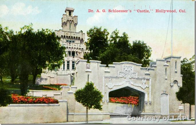 A.G. Schloesser's Castle