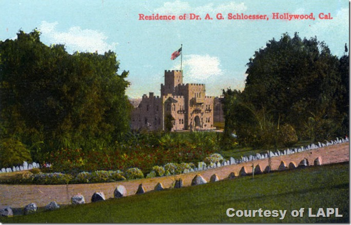 A.G. Schloesser's Glengarry
