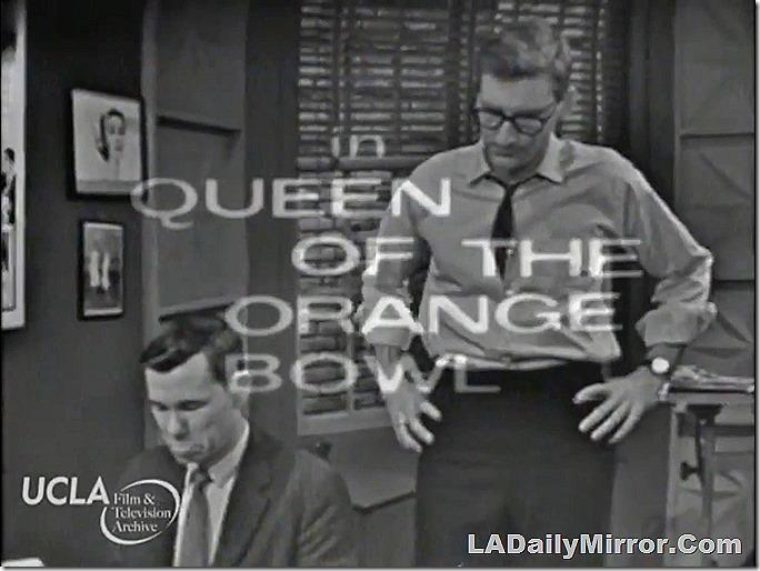Nov. 28, 2020, Queen of the Orange Bowl