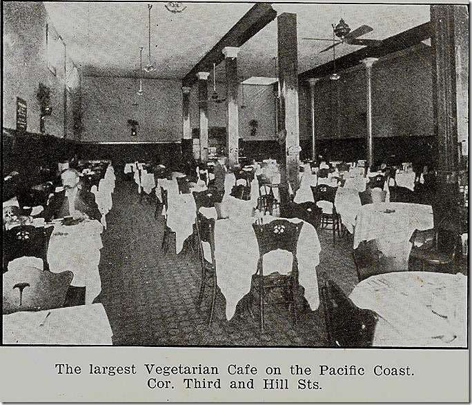 Veg Cafe Interior