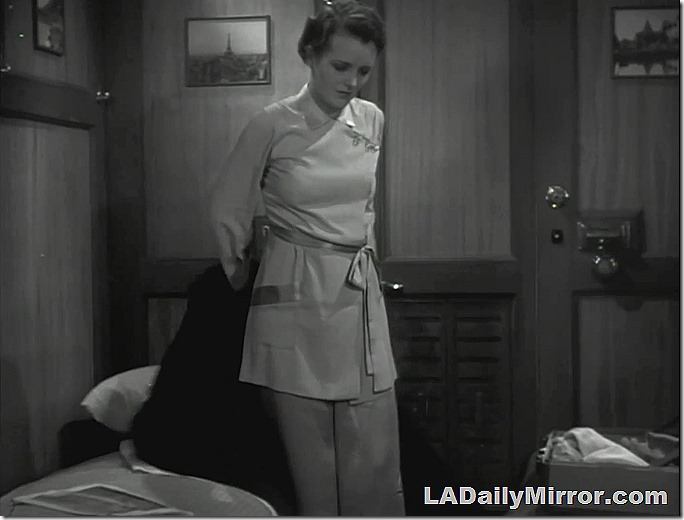 Mary Astor, Orry-Kelly, vintage pajamas