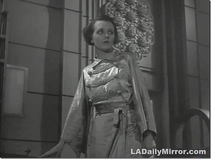 Dec. 26, 2020, Mary Astor's Robe