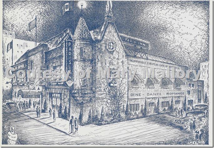 Paris Inn Sheet Music