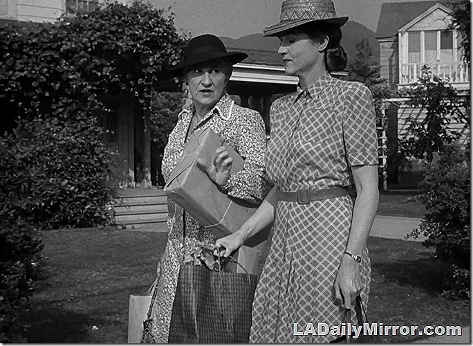 Feb. 2, 2021, Mystery Photo These are two neighborhood gossips, Ethel Griffies, left, and Irene Tedrow.