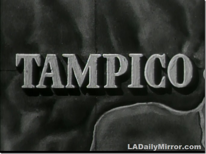 March 20, 2021, Main Title for Tampico