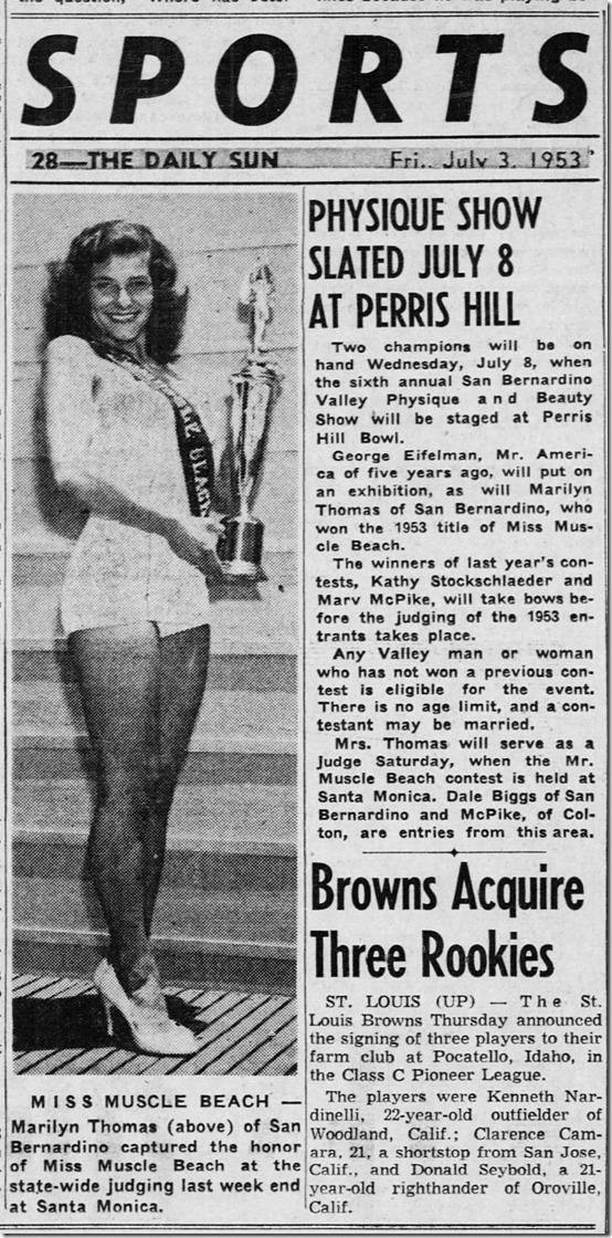 1953_0703_Miss_Muscle_Beach_The_San_Bernardino_County_Sun_Fri__Jul_3__1953_