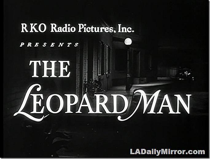 The Leopard Man Main Title