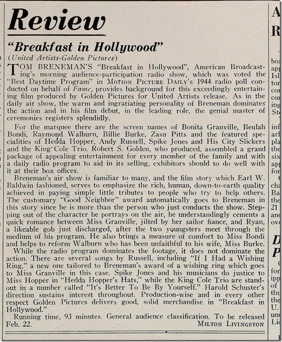 Breakfast_In_Hollywood_Motion_Picture_Daily