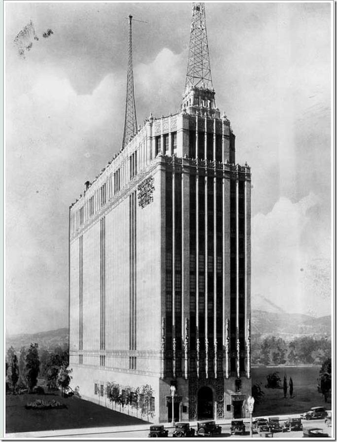 Hollywood Storage, 1928