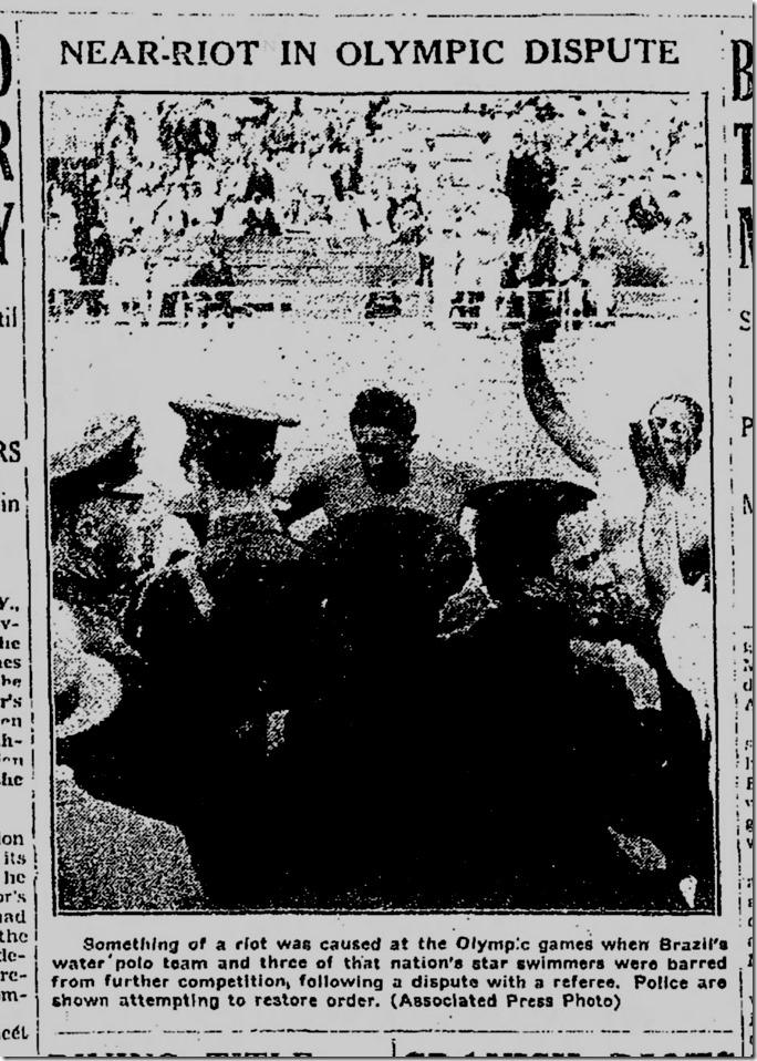 Las Vegas Daily Optic, Aug. 12,. 1932