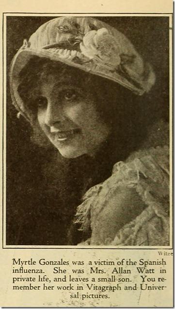 Myrtle Gonzales