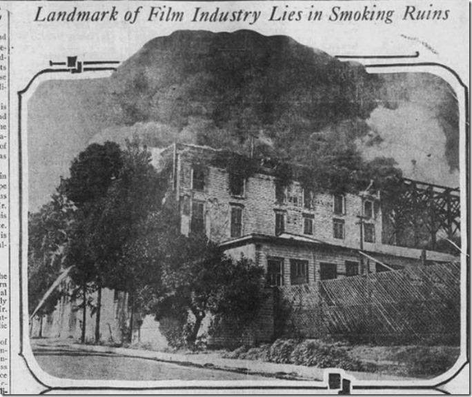 Nestor Century Studio Burns LAT 8-16-1926